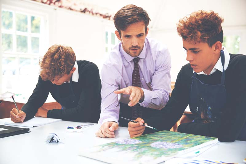 Begin Your Teaching Career in the London Borough of Barnet